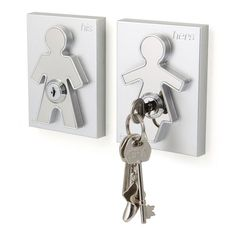 Or how about these keyholders for newlyweds (or couples moving in together!). http://www.rewards4mom.com/9-brilliant-housewarming-gift-ideas/