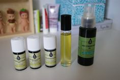 roll on bonne humeur // DIY a feel good roll-on with essential oils !