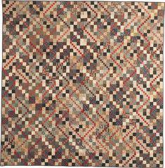 Garnet Trace FLAT 450px I Love This Quilt: Garnet Trace