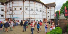 The Shakespeare Globe Virtual Tours were filmed during the run of The Merchant of Venice in 2007