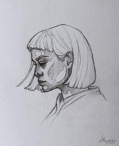 My Sketchbook Art I Drawing Happy Dreamy Wind in hair Girls I Cute Sketch I Draw. - - Art sketches My Sketchbook Art I Drawing Happy Dreamy Wind in hair Girls I Cute Sketch I Draw. Pencil Art Drawings, Art Drawings Sketches, Cute Drawings, Portrait Sketches, Self Portrait Drawing, Sketch Instagram, Cute Sketches, Arte Sketchbook, Pen Sketch
