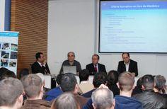 Oradores: Nuno Nunes (ESTSetúbal/DEM), José Gonçales (Lauak), Eurico Batista (IEFP) Mais informações em: https://www.si.ips.pt/ests_si/NOTICIAS_GERAL.ver_noticia?p_nr=6265