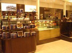 Lindt chocolat cafe melbourne