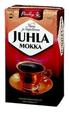 Kahvi, Juhla-Mokka 500 g, suodatinjauhatus