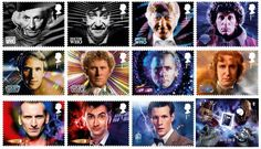Doctor Who stamping :-)