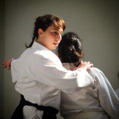 Encuentro Femenino de Aikido en Santiago de Chile, nuestro segundo encuentro en invierno y con una asistencia completa Julio2017 #lorenafreire