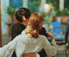Asian Actors, Korean Actors, Lee Young Suk, Weightlifting Fairy Kim Bok Joo Wallpapers, Weighlifting Fairy Kim Bok Joo, Cute Couples Kissing, Parejas Goals Tumblr, Kim Book, Bride Of The Water God