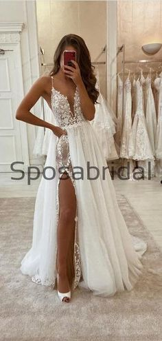 A-line Unique Vintage Modest  Wedding Dresses, Long Prom Dresses WD0415  #weddingdresses #weddingdress #bridalgown #weding #bridaldress #laceweddingdress #fashion #Ballgown #Country #boho #Princess #modest Wedding Dresses With Straps, Modest Wedding Dresses, Bridesmaid Dresses, Prom Dresses, Abercrombie Kids, Simple Elegant Wedding Dress, Elegant Dresses, Old Navy, Peplum