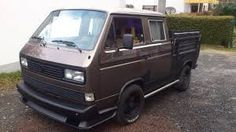 Image result for vw t3 doka for sale