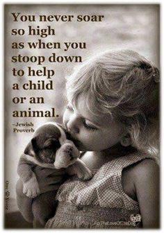 #Children and #Animals