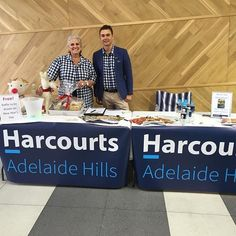 S T I R L I N G M A L L  Come and say hello to us today in the Stirling Woolies Mall until 5pm!  #harcourts #harcourtsadelaidehills #betterinblue