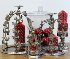 Notting Hill, Holidays And Events, Candle Holders, It Is Finished, Candles, Table Decorations, Antiques, Christmas, Gifts