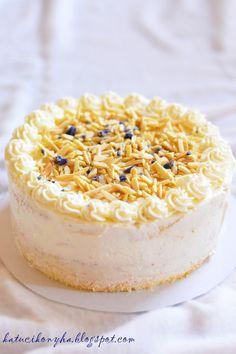 Katucikonyha: Narancsos túrótorta Ketogenic Recipes, Diet Recipes, Vegan Recipes, Dessert Recipes, Keto Results, Cold Desserts, Keto Dinner, Cheesecake, Food And Drink