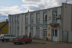 Soviet-era Buildings