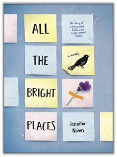 All the Bright Places (Heftet)