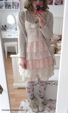 love this mori outfit