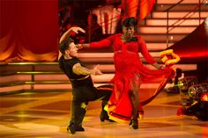 Image result for strictly tameka week one