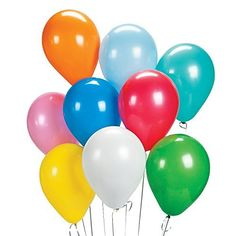 cool InFaye 100 Premium Quality Balloons: Assorted Color High Quality Latex 12 Inch Balloon for Parties, Birthdays, and Events By InFaye