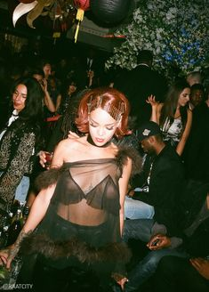 5/4/15 - Rihanna - Rihanna's MET Gala After Party in NYC