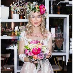 Happily Ever After by Fabulous Muses Alina Girls Dresses, Flower Girl Dresses, Happily Ever After, Muse, Crown, Wedding Dresses, Fashion, Dresses Of Girls, Bride Dresses