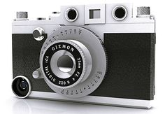 New iPhone case takes your phone back to the future - and turns it into a huge retro camera  | Mail Online