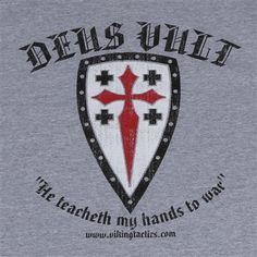 Deus Vult - God Wills It