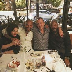 Gretchen, Sucre, T-Bag and C-note #legends