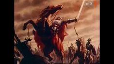 Animation / Hungary, 1983 // A király visszatér - Szent László csodája