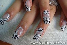nail art design that can be applied in a minimum point of time. I came up with few and best nail art designs that are way easy to apply in a very short time. Winter nail art designs are sober, decent and a bit subtle. Beautiful Nail Designs, Beautiful Nail Art, Gorgeous Nails, Pretty Nails, Nail Designs 2014, Cute Nail Designs, Check Designs, Fancy Nails, Love Nails