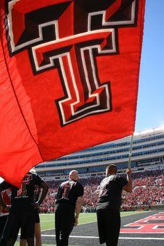 Texas Tech!! <3