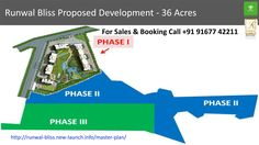 Runwal Bliss Proposed Development - 36 Acres  For Sales & Booking Call +91 91677 42211  To know more visit - http://runwal-bliss.new-launch.info/master-plan/