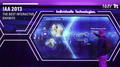 INTERACTIVE IAA 2013 EXHIBITS on Vimeo