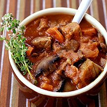Provencal Beef Stew - made this for dinner last night, it is fantastic! Only 6 pts for 1.5 cup serving.
