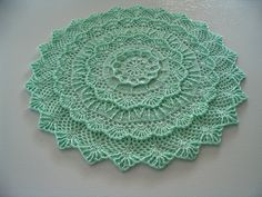 Color Doily - 8