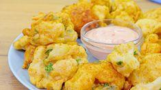 Blumenkohl wird schmackhafter als Fleisch! Das Gericht ist in wenigen Minuten fertig! Kochrezepte - YouTube Veg Dishes, Vegetable Side Dishes, Vegetable Recipes, Vegetarian Recipes, Cooking Recipes, Main Meals, Quick Meals, Cauliflower, Appetizer Recipes