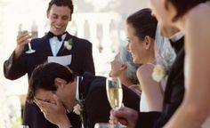 10 Wedding Toast Mistakes Not ToMake