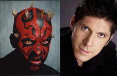 #Star #Wars #Movie #Real #Darth #Maul. Who is the Actor behind the mask who played this famous role in Star Wars?. Above is one of the most popular characters in moves that we've have all seen. Yet the actors behind this role remain generally unknown. This is the actors behind the mask: Darth Maul, the one bad guy we would have loved to see more of. His role was played By: Ray Park. You may also recognize him as Toad in X-Men, and Snake Eyes in G.I. Joe: The Rise of Cobra.