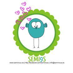 Los SEMI9S os desean Feliz San Valentin! www.seminous.es