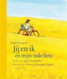 Jij en ik en mijn rode fiets