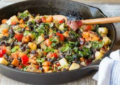 This easy, no-fuss one-skillet meal is super satisfying and on the table in 30 minutes.