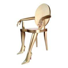 Art Furniture, Unusual Furniture, Funky Furniture, Painted Furniture, Furniture Design, Contemporary Furniture, Office Furniture, Furniture Stores, Furniture Cleaning