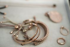 Monica Vinader - friendship bracelets