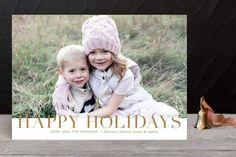Epic Holidays Holiday Photo Cards
