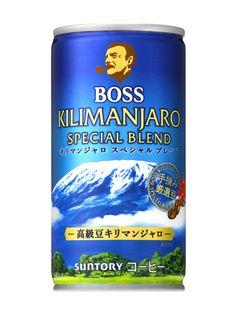 Suntory - BOSS キリマンジャロスペシャルブレンド