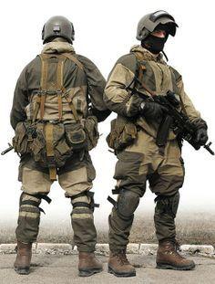 Russian Spetsnaz Combat Uniform Russian spetsnaz combat
