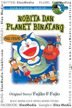 Sebuah kabut pink yang misterius membawa Nobita dan kawan-kawan ke Planet yang dihuni para binatang! Dikatakan bahwa nenek moyang mereka berasal dari bulan.     Nobita kemudian bertemu Chippo, anak laki-laki yang mirip anjing. Namun, ada keanehan yang terjadi di Planet Binatang. Para iblis yang disebut Nimuge bermaksud merebut Planet yang indah dan damai tersebut!!     DORAEMON MOVIE: Nobita dan Planet Binatang ; Harga: Rp. 48.000