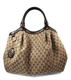 Classic GUCCI Sukey purse