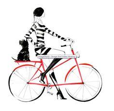 Bonjour Paris style!