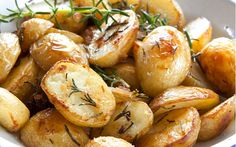 After making these potatoes for a long time, I finally perfected the recipe. This makes potatoes that are crunchy on the outside and soft on the inside. YUM! Ingredients: Potatoes 1 Tbs. Olive Oil Seasonings of your choice Directions: Preheat the oven to 450*. Clean however many potatoes you need to serve. Chop the potatoes …