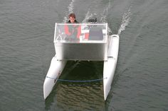 Rowing Solutions small power cat